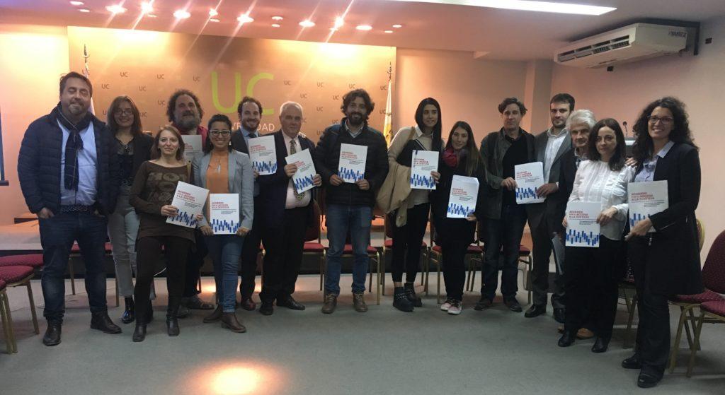 Mesa de diálogo en Mendoza